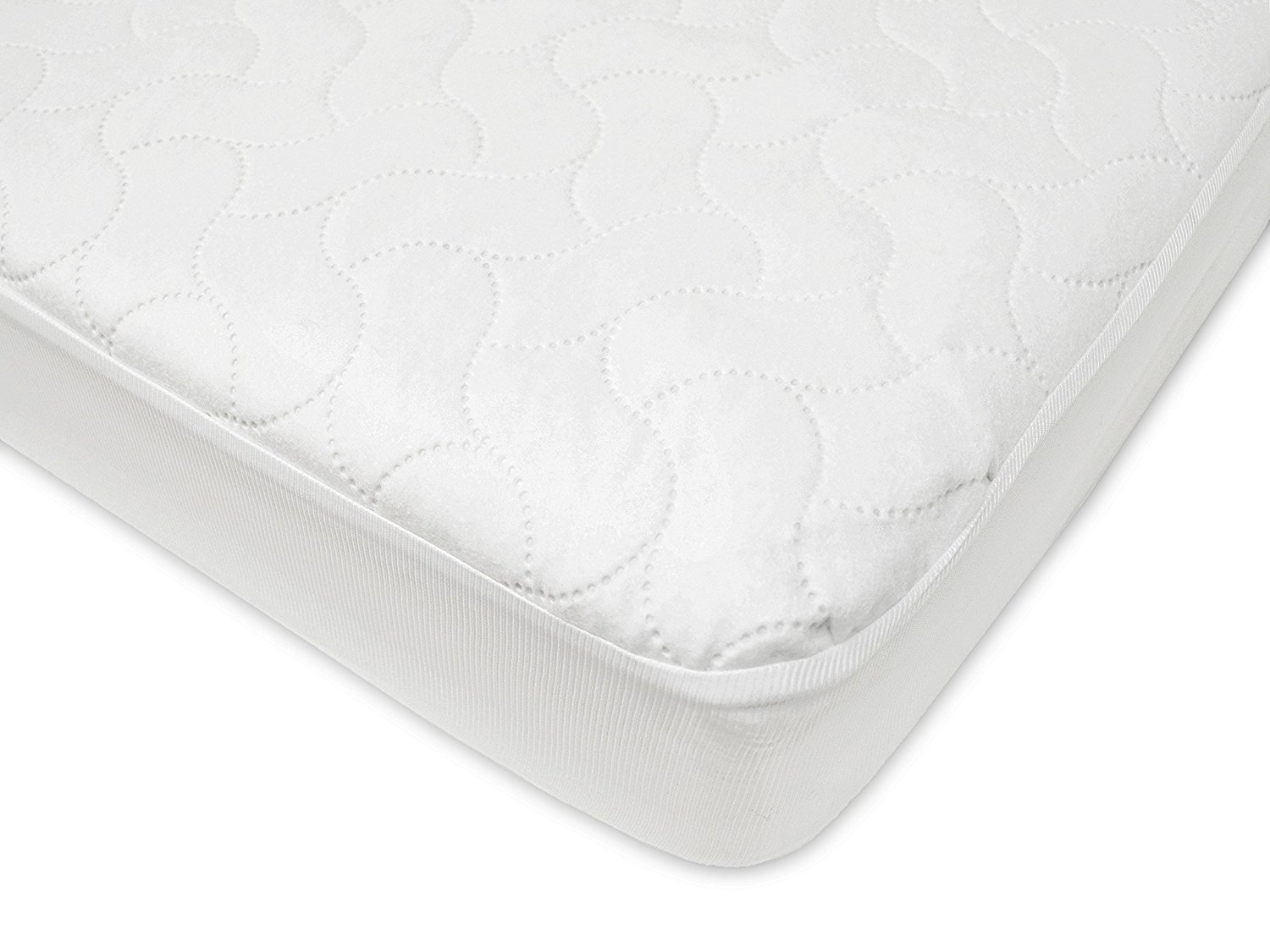 American Baby Company Quilted Crib Mattress Pad