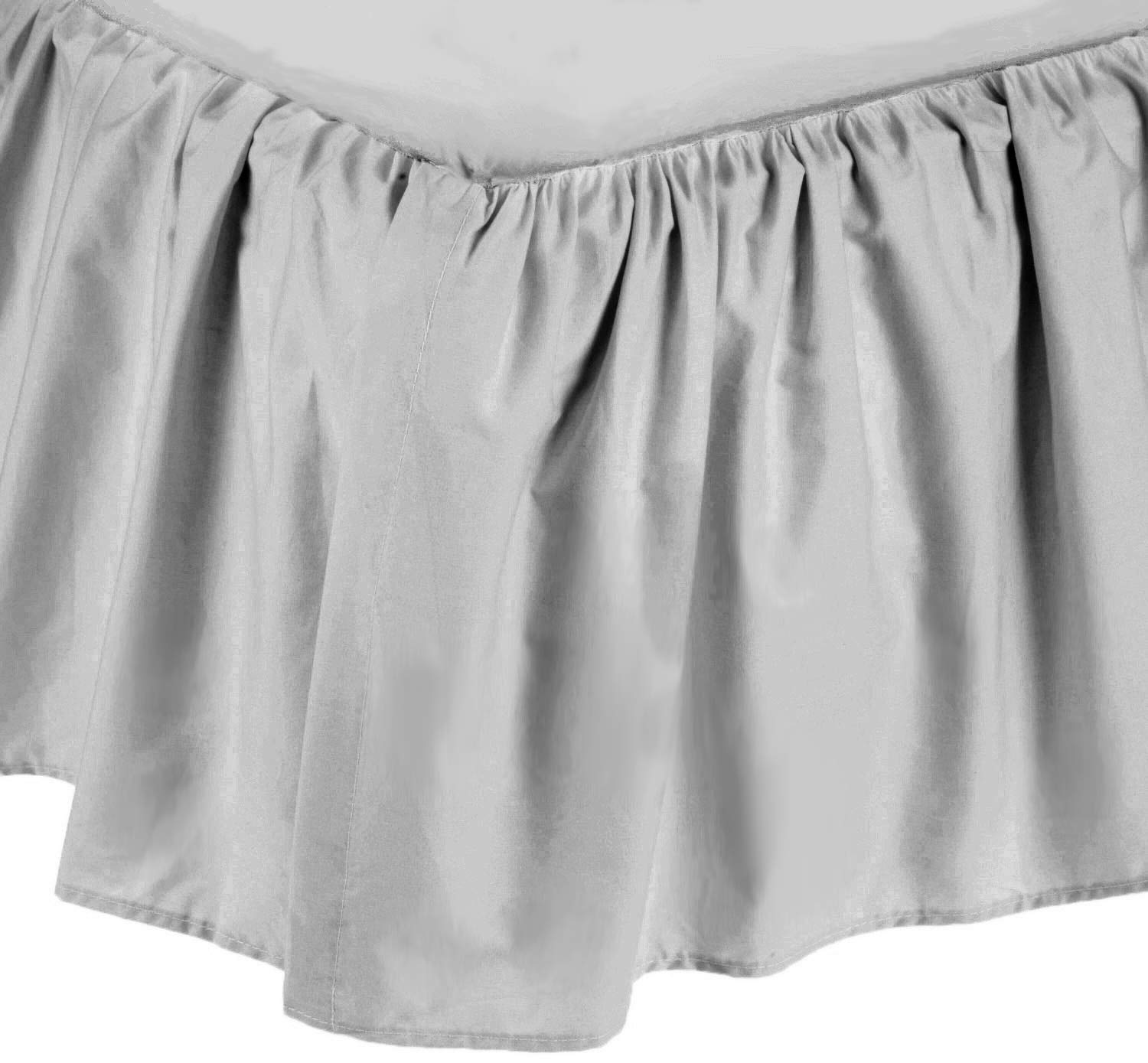 American Baby Company Microfiber Skirt in Gray