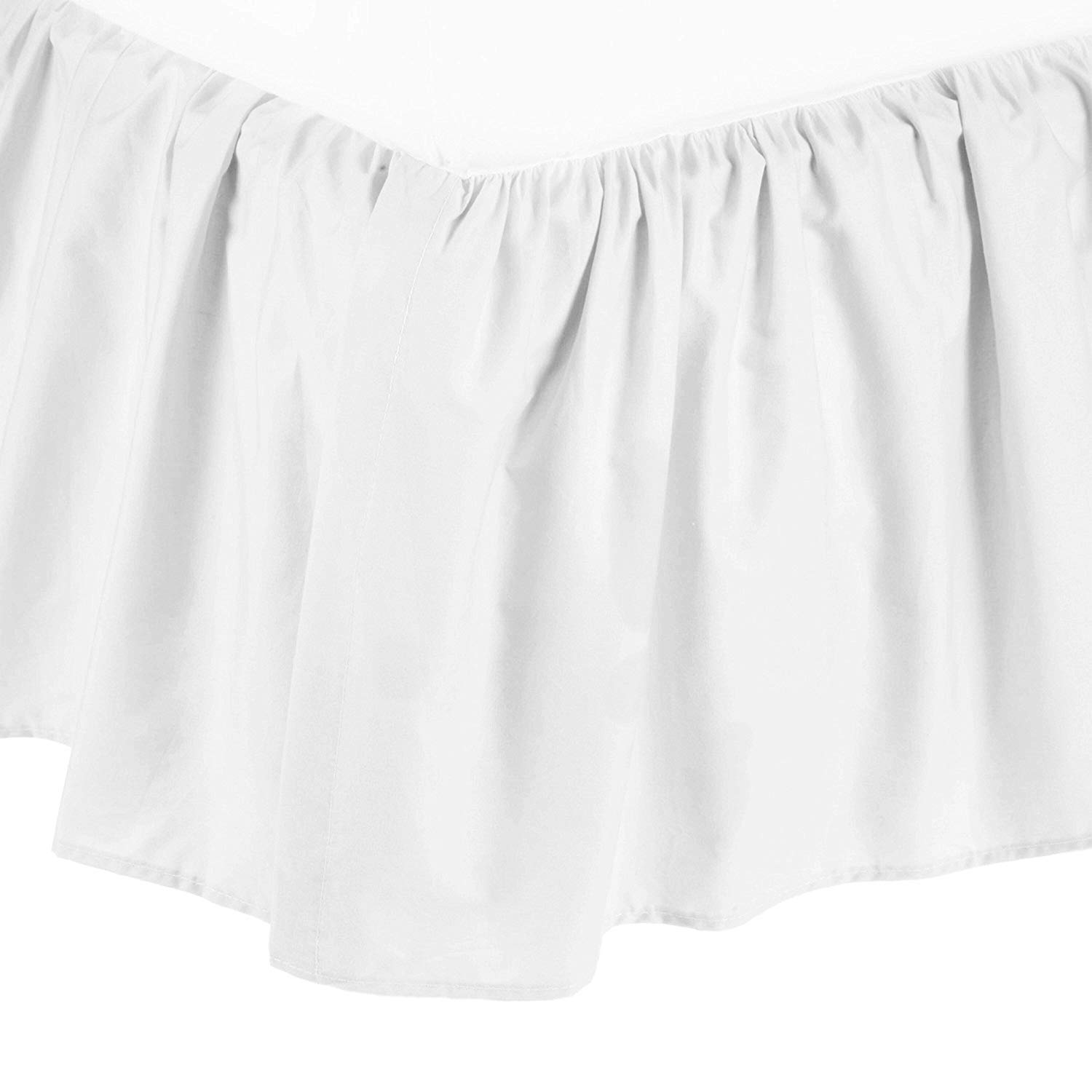 American Baby Company Microfiber Skirt in White