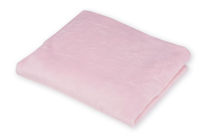 American Baby Company Heavenly Soft Porta Crib Sheet- Pink