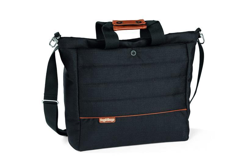 Agio Baby All Day Bag - Agio Black