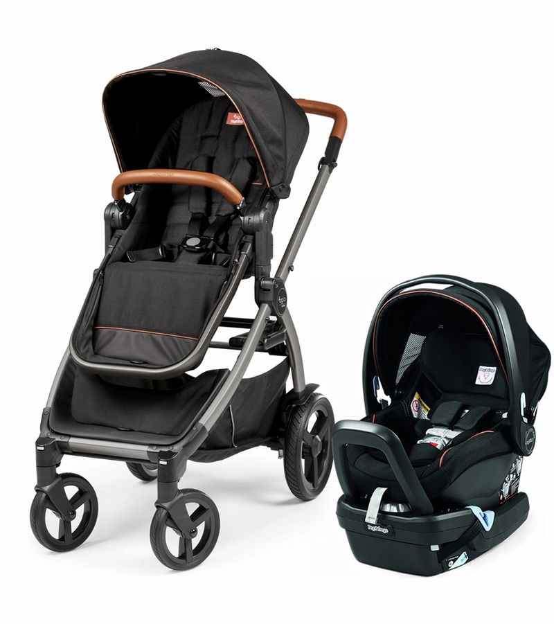 Agio Z4 Stroller Travel System in Agio Black