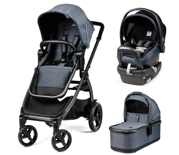 Agio Z4 Stroller and Bassinet Travel System - Agio Mirage