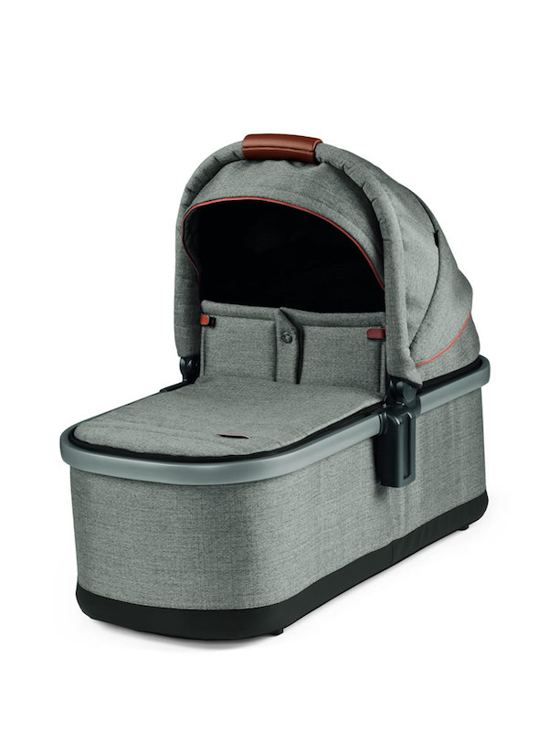 Agio Z4 Bassinet - Agio Grey