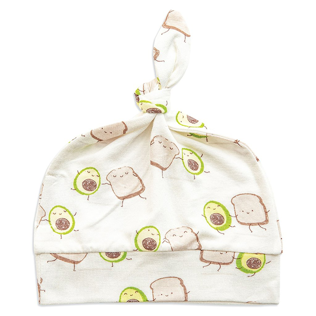 Angel Dear Avo Toast Hat - 0-3 Months