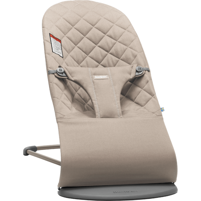 BabyBjorn Bliss Bouncer - Sand Gray