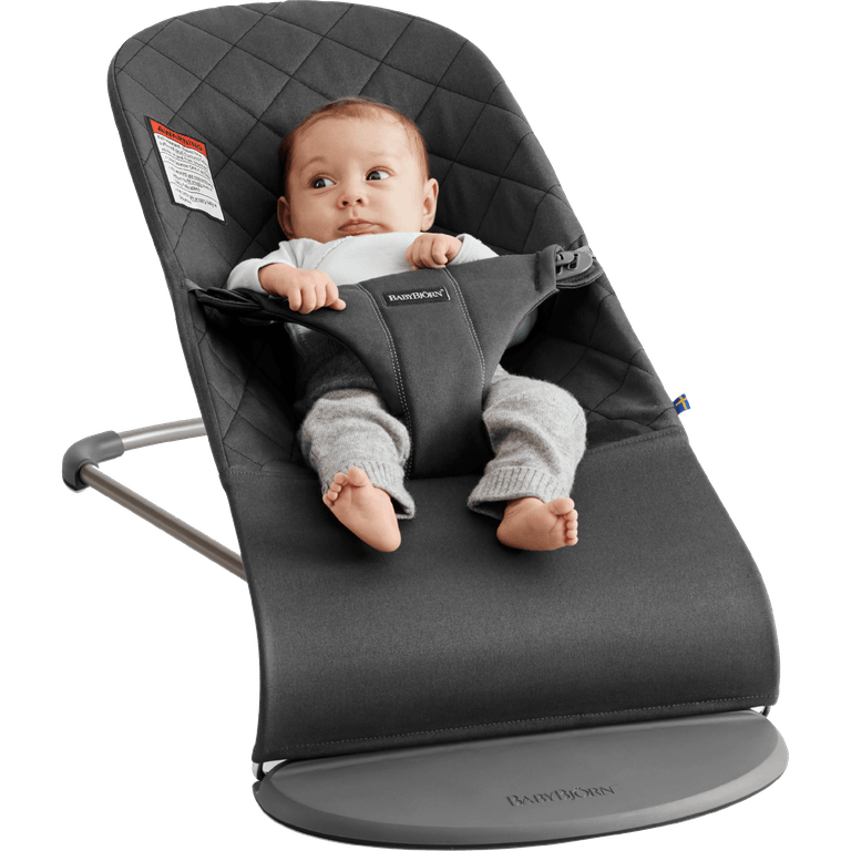 BabyBjorn Bliss Bouncer - Anthracite