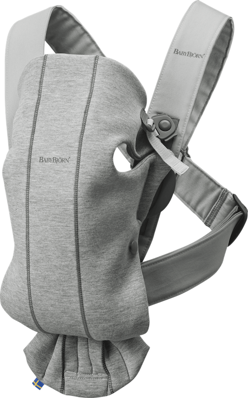 BabyBjorn Baby Carrier Mini - Light Grey