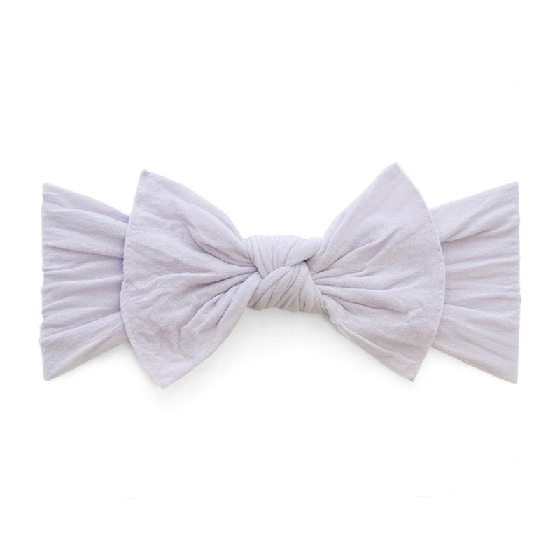 Baby Bling Bows Knot Headband - Light Orchid