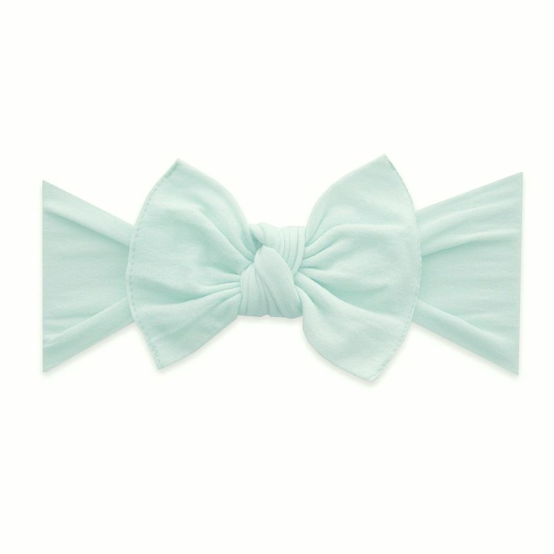 Baby Bling Bows Knot Headband - Tea
