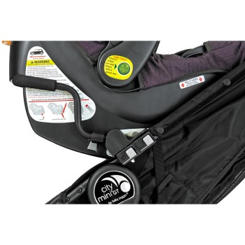 Baby Jogger City Series Car Seat Adapter Chicco / Peg Perego