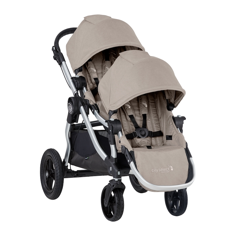 Baby Jogger 2019 City Select Double Stroller - Paloma
