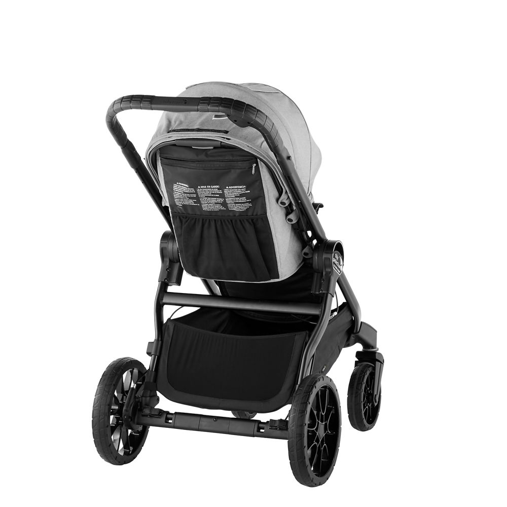 Baby Jogger City Select Lux - Slate - Destination Baby & Kids