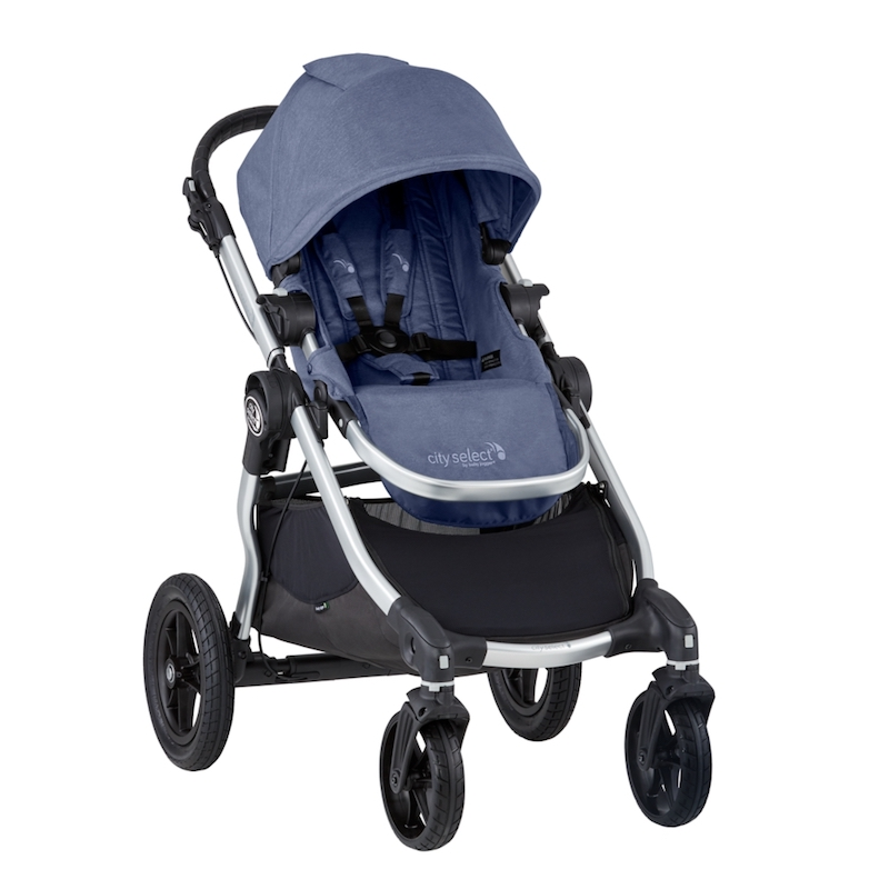 Baby Jogger City Select Stroller in Moonlight