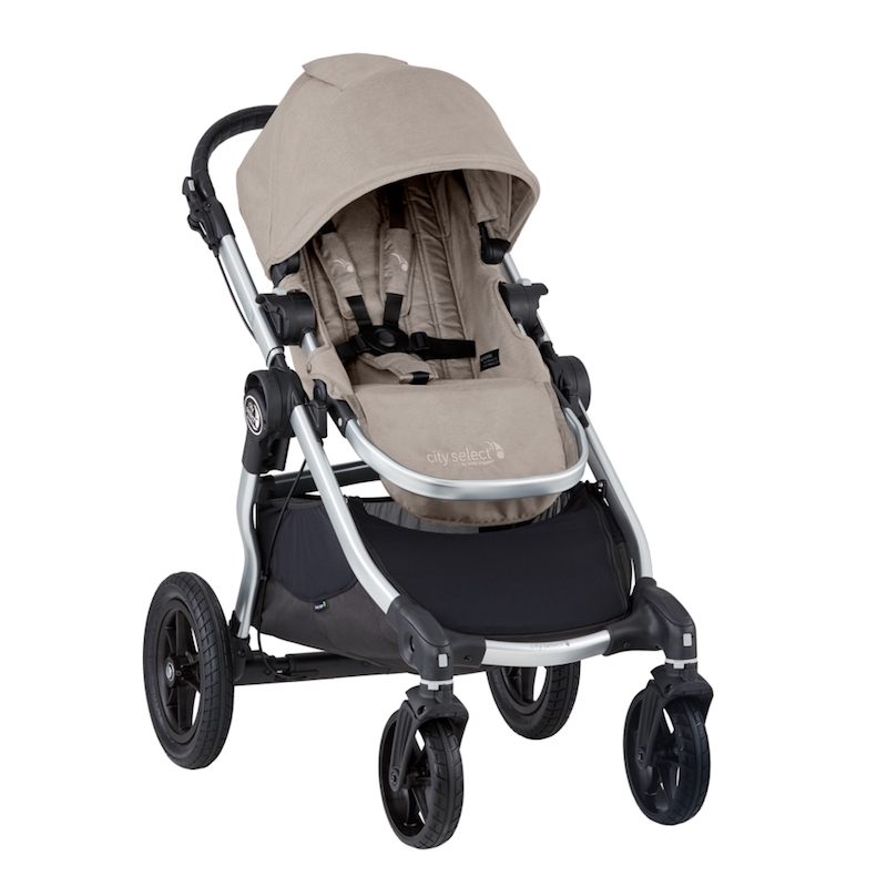 Baby Jogger City Select Stroller in Paloma