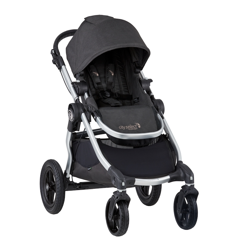 Baby Jogger City Select Stroller in Jet