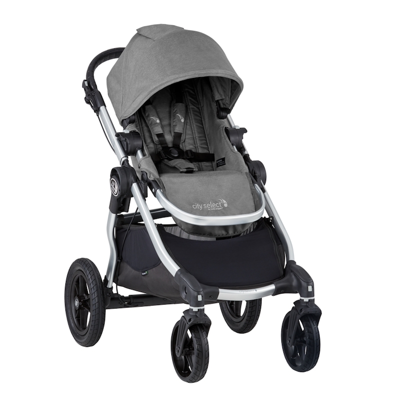 Baby Jogger City Select Stroller in Slate