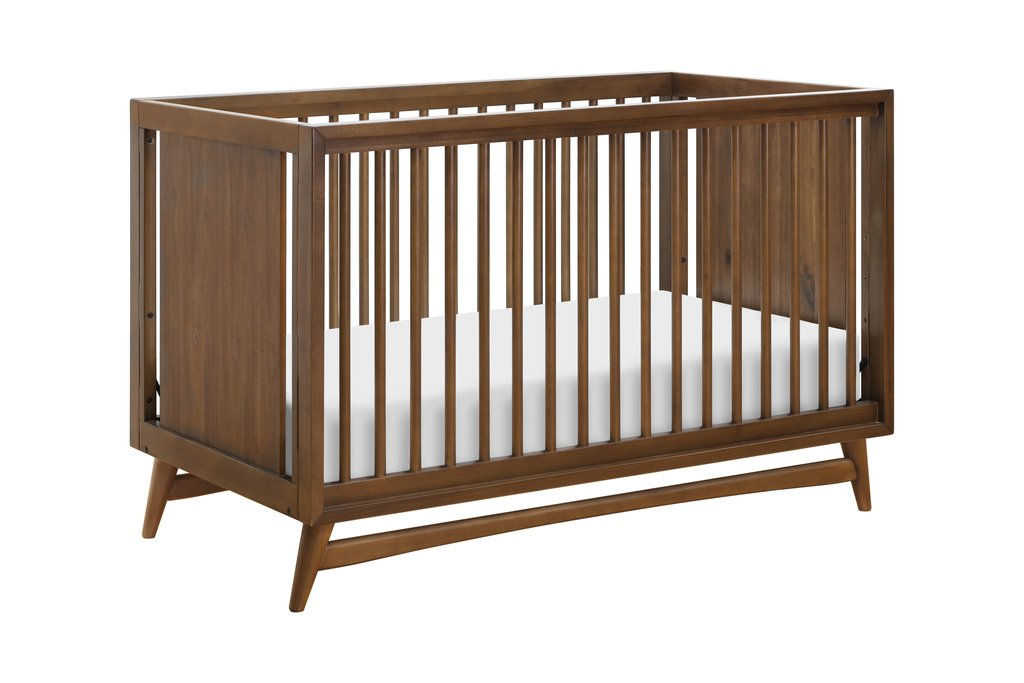 Babyletto Peggy 3-in-1 Crib - Walnut