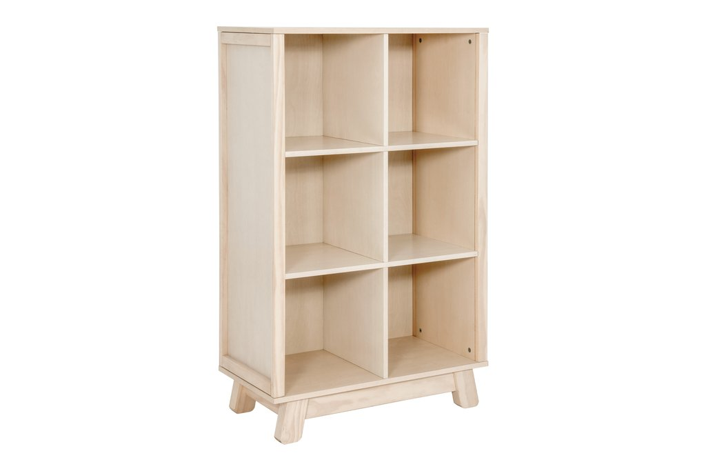 Babyletto Hudson Cubby Bookcase - Washed Natural