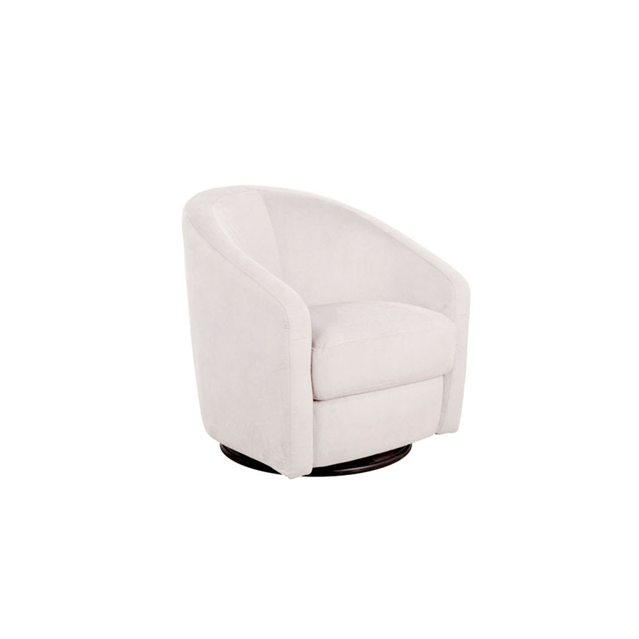 Babyletto Madison Swivel Glider, Ecru