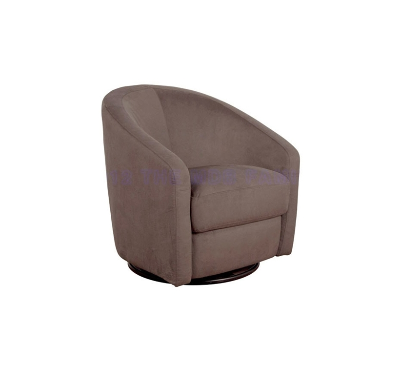 Babyletto Madison Swivel Glider, Slate