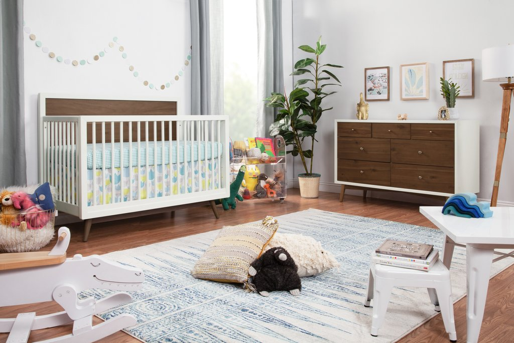 Babyletto Palma Crib and Dresser Package