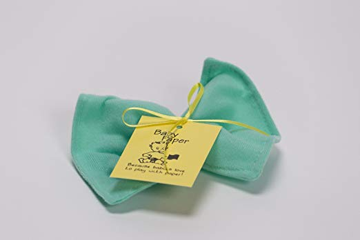 Baby Paper Crinkly Baby Toy - Mint
