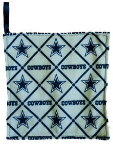Baby Paper Dallas Cowboys Rally Paper