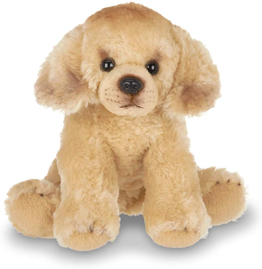 Bearington Baby Collection Lil Goldie Stuffed Animal