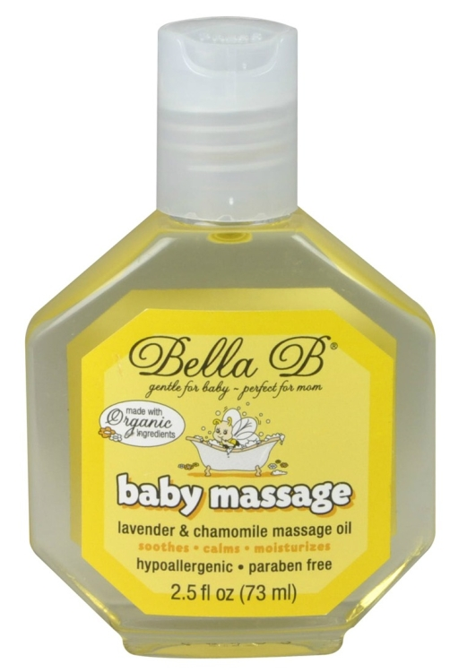 Bella B Baby Massage Oil