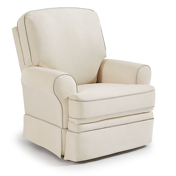 Best Chairs Edina Swivel Glider Recliner