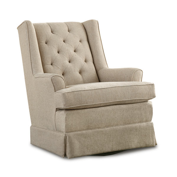 Best Chairs Nikole Tufted Glider