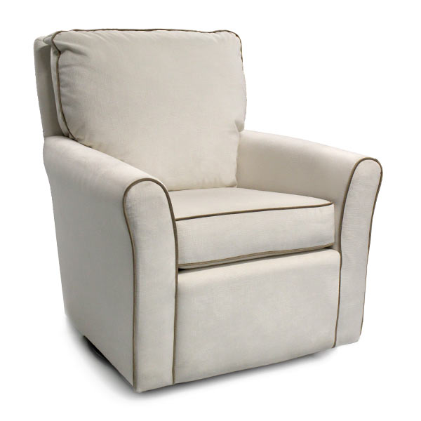 Best Chairs Steffi Swivel Glider