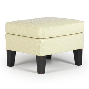 Best Chairs Stationary Ottoman - 0007