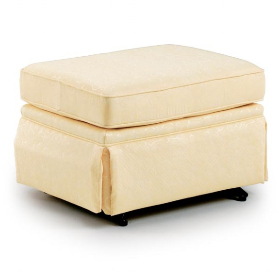Best Chairs Upholstered Ottoman - 0036