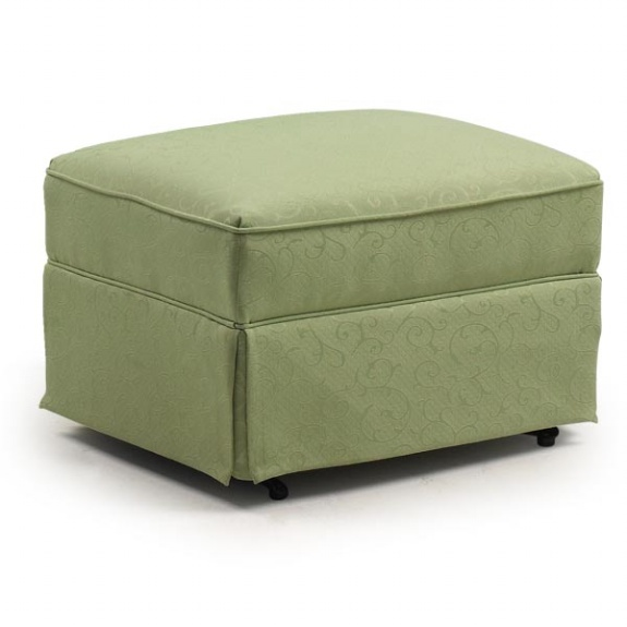 Best Chairs Upholstered Ottoman - 0056