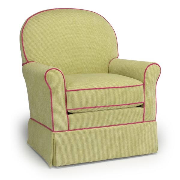 Best Chairs Paris Swivel Glider