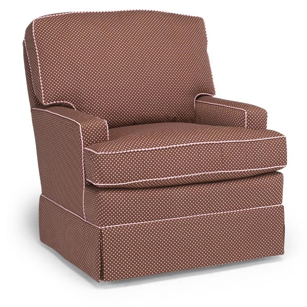 Best Chairs Rome Swivel Glider