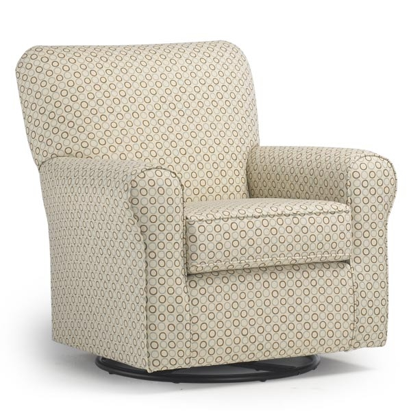 Best Chairs Rotterdam Swivel Glider