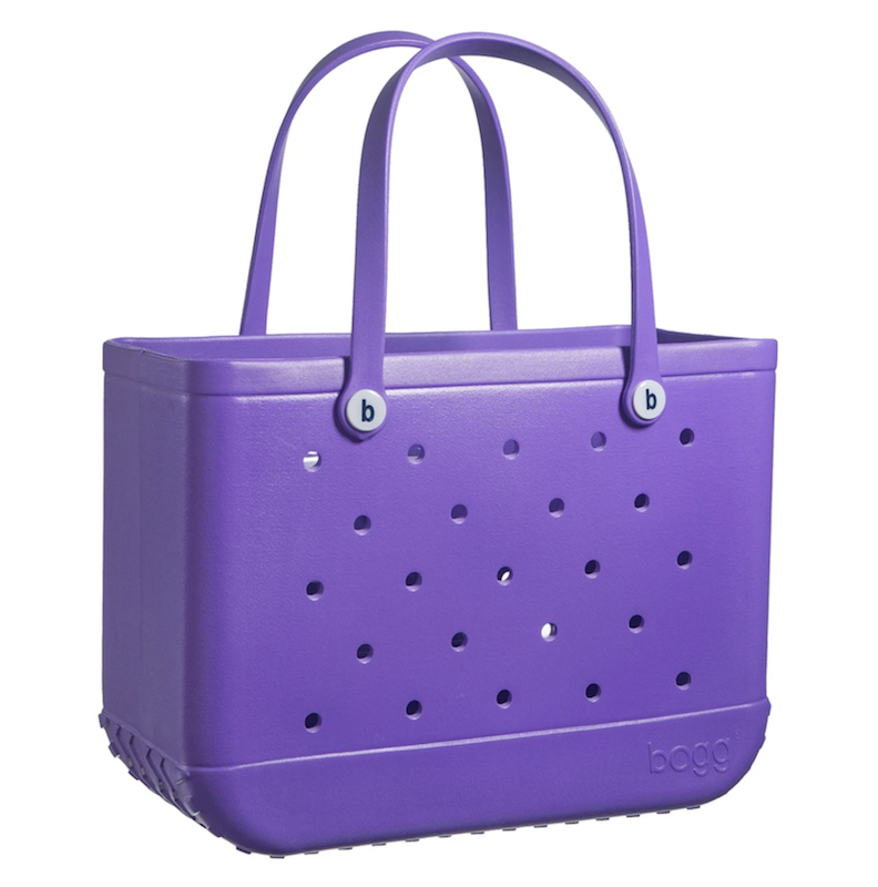 Bogg Bag Original Houston We Have a Purple Bogg Bag