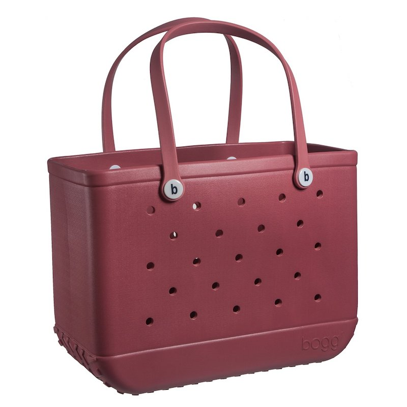 Bogg Bag Original - Burgundy Bogg