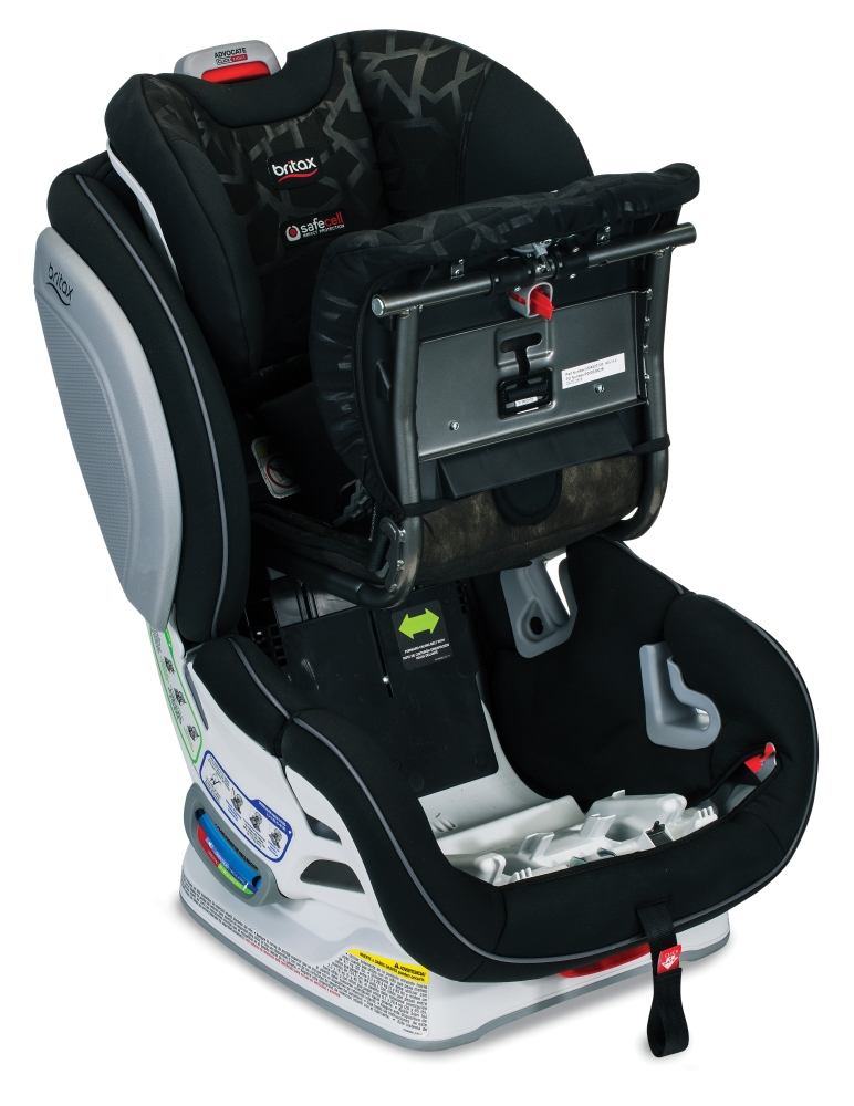 Britax Advocate Click Convertible Car Seat Mosaic
