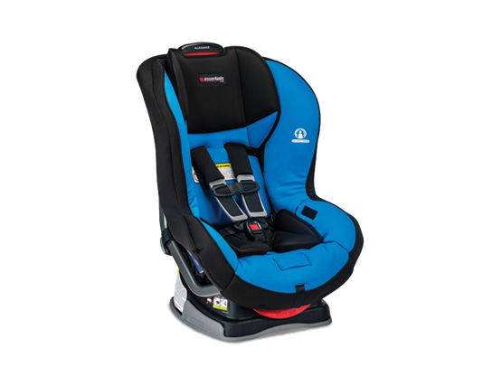 Essentials by Britax Allegiance Convertible Car Seat - Azul