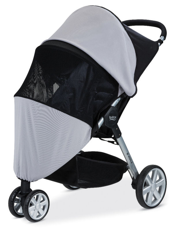 Britax B-Agile3 Sun and Bug Cover