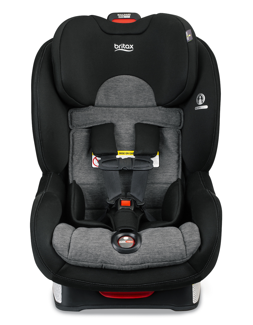 Britax Boulevard ClickTight ARB - Stainless