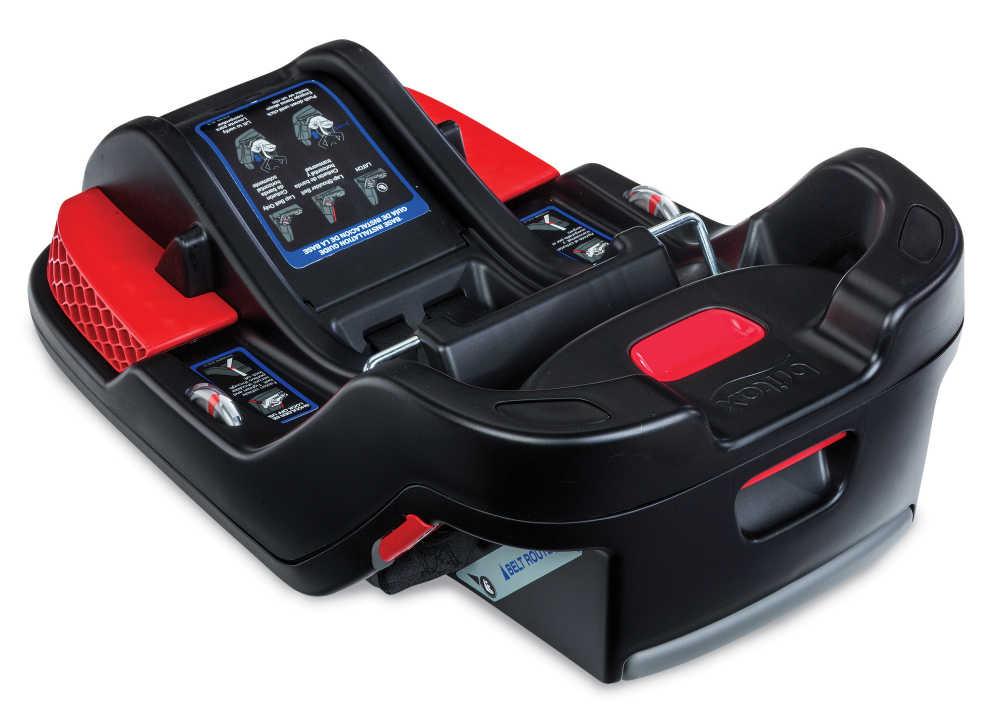 Britax B Safe 35 Elite Infant Car, Britax B Safe 35 Car Seat Installation Without Base