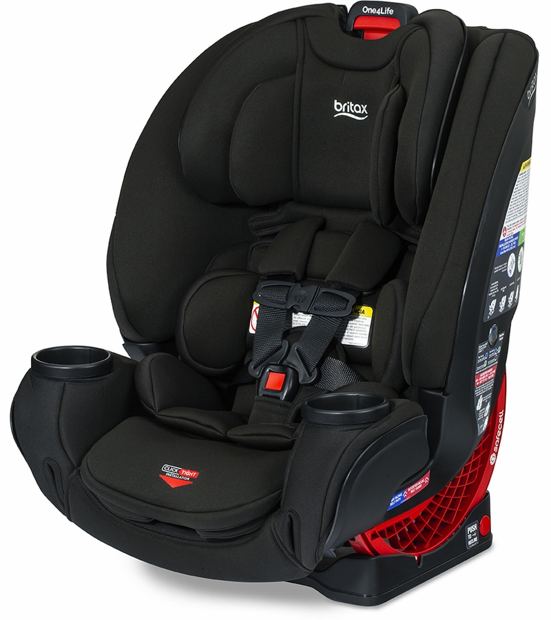 Britax One4Life ClickTight Car Seat - Eclipse Black