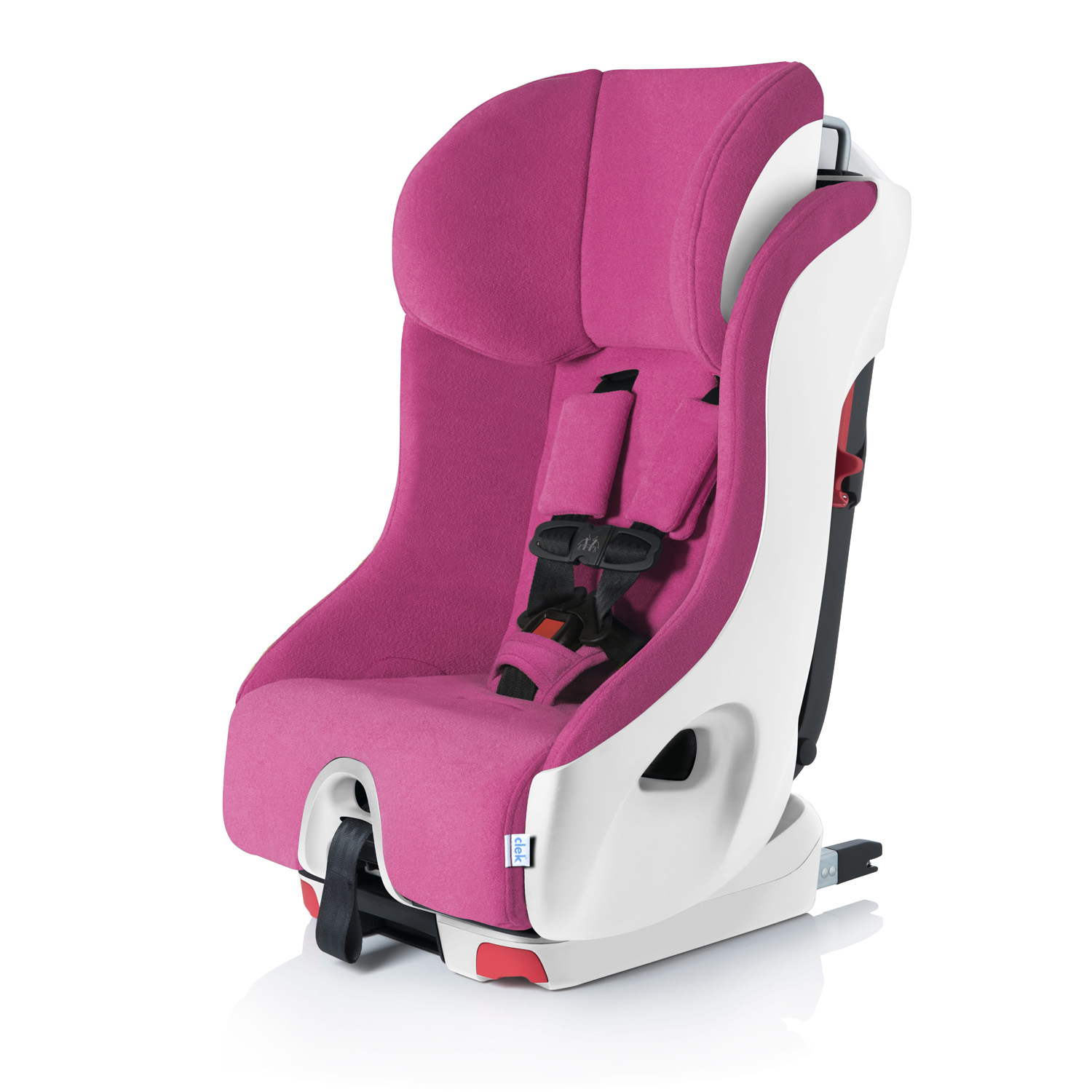 Clek 2020 Foonf Convertible Car Seat - Snowberry