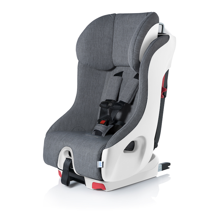 clek 2019/2020 Foonf Convertible Car Seat - Cloud