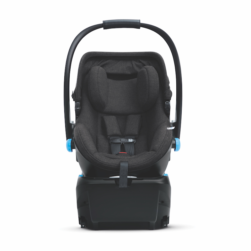 Clek Liing Infant Car Seat - Chrome
